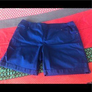 Stylish Blue Shorts
